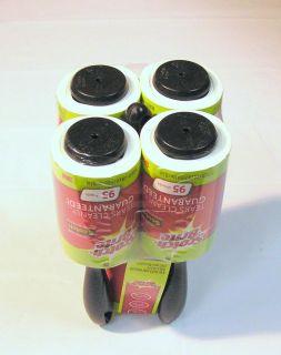 Scotch Brite Lint Roller 475 Sheets 5 Rollers in A Bundle Free Return