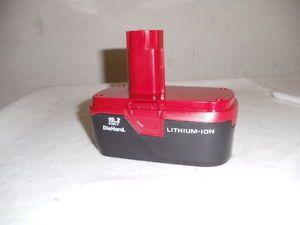 Craftsman 19 2 Volt Lithium ion Battery Pack Diehard PP2025