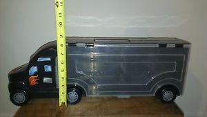 Semi Truck Diecast Car Carrying Storage Case Hot Wheels Matchbox
