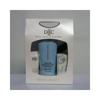 Deep Dead Sea Cosmetics DSC Nail Deep Blue Buffer Kit
