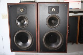 Polk Audio Bookshelf Speakers Monitor Series 4 7c Loudspeakers Professionally Tested Sounding Great