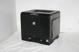 Dell 1320c Standard Laser Color Printer Service Tag 96LTHF1