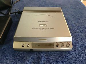Panasonic DVD L10 Portable DVD Player 5 8""