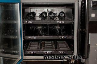 Soda and Snack Vending Machine