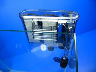 Ista Hang on Filter 280L Thin Type for 20 35L Fish Tank Media Foam Pads Sponge
