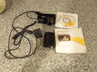 Kodak EasyShare Camera 1073 Broken Software User Guide Charger USB Adaptor