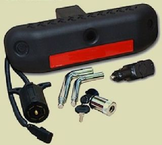 Echomaster Hitchscan Wireless Trailer Hitch Detection Backup Sensor System