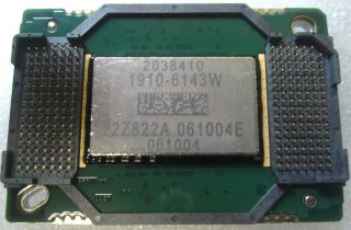 TV DMD Chip DLP Chip 1910 6143W for Mitsubishi