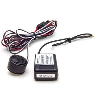 Yada BT52722F 4 Magnetic Car Backup Sensor System w Audio Alarm No Drilling