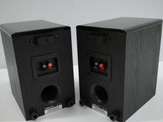 Polk Audio TSI100 Bookshelf Speakers Pair Black