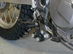 Suzuki Dr 650 Foot Peg lowering Kit Mounting Kit Lower Foot Peg