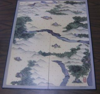Lone Wolf and Cub Game 1989 Mayfair Games Board Game Scarce Complete