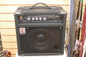 Eden Nemesis 25 Watt Bass Combo Amplifier Amp w iPod iPhone Dock