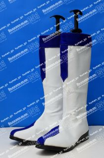 Fairy Tail Juvia Loxar Cosplay Boots Ladies Size US9 25cm