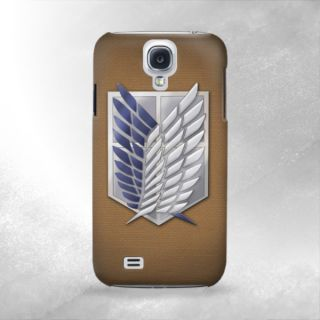 Details about S0642 Recon Troop Attack on Titan Case Cover For Samsung