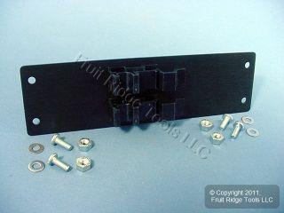 Leviton DIN Rail Mount Mounting Plate Kit 51000 DIN