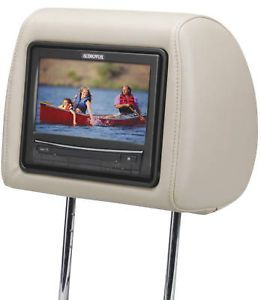 New Chevy Chevrolet Silverado Headrest Video DVD Players for 2008 2012 Models