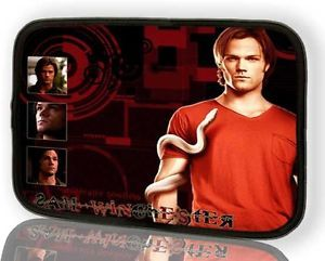 New Jared Padalecki Supernatural Sam Winchester Netbook Laptop Case Sleeve Gift