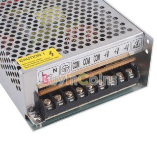 12 24V 2 5 10 15 20 30A 24 60 120 180 240 360W DC Switch Power Supply Driver