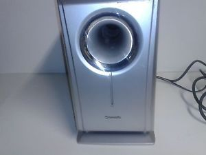 Panasonic SB WA720 Subwoofer with Power Cord and System Cable