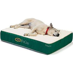 New Best Orthopedic Mattress Pet Bed for Large Breed Dogs SSS Petcare Orthocare
