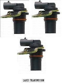 Allison LCT 1000 2000 2400 Speed Sensors 3Piece Kit 00