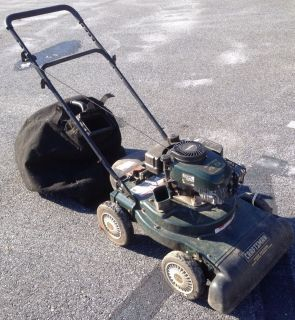 Yard Vacuum  Craftsman 4 5 HP Chipper Shredder Blower No Reserve PU Only