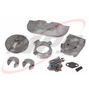 Mercruiser Alpha Gen 2 Aluminum Anode Kit 888756Q03