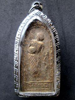 Thai Amulet Phra Sivali Guman Plaai Luang Phor Tim of Wat Lahanrai Rayong