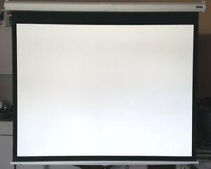 "Da Lite Projector Screen High Power Deluxe Model B 72"""