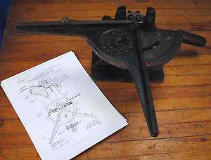 Antique Cast Iron Tools