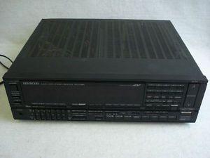 Vintage Kenwood Audio Video Stereo Receiver Tuner Amplifier KR V106R Excellent
