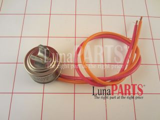 General Electric GE Refrigerator Defrost Thermostat WR50X122