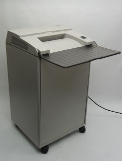 "MBM Ideal Destroyit 2602 Strip Cut 10"" Heavy Duty Business Shredder 23 Sheet"
