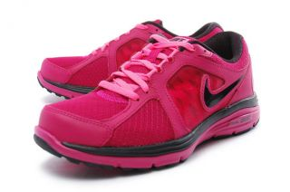 New Pink Nike Dual Fusion Run Womens Running Shoes 525752 602 Running Training