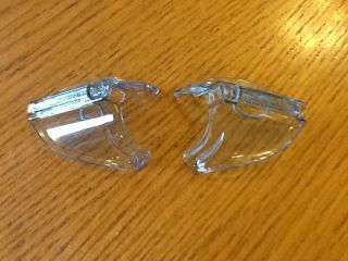New B26 Side Shields Wing Mate Pair Eye Glasses Protector Safety