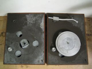 Lot of Turntables for Parts 2 AR XA aka Acoustic Research on PopScreen