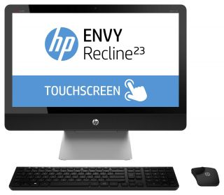 "HP Envy TouchSmart 23 K030 H6V04AA 23"" AIO Desktop CI5 2 9GHz 8GB 1TB Win 8"