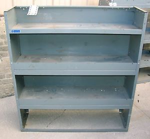 Adrian Steel Van Storage Cabinets Shelving Van Drawer Units Van Modules