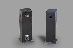 DIY Kit Pair Speaker Box for Rogers AB1
