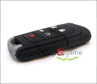 Cool 8GB USB 2 0 Flash Memory Stick Drive Pen Chevrolet GM Chevy Car Key Model