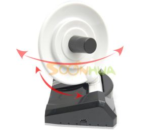 8dBi 1500mw USB 2 0 High Speed Wireless WiFi Network 802 11b G LAN Adapter Radar
