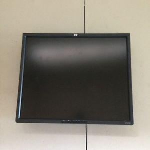 HP 1955 19 inch LCD Monitor DVI VGA USB No Stand