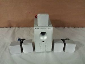 Regent Home Theatre Theater System Surround Sound Model HT 391 Subwoofer