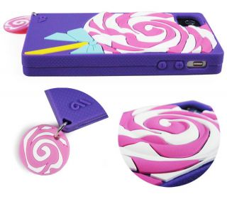 CM019529 New Case Mate Swirl Lolly Pop Case for iPhone 4 4S