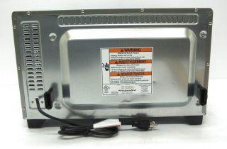 Kitchenaid Countertop Oven Manual : KitchenAid KCO223CU Convection Countertop Toaster Oven