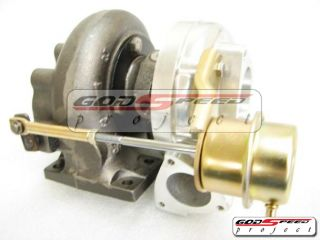 GSP Universal T25 Internal Actuator Wastegate Turbo Charger 86AR Trim 8PSI