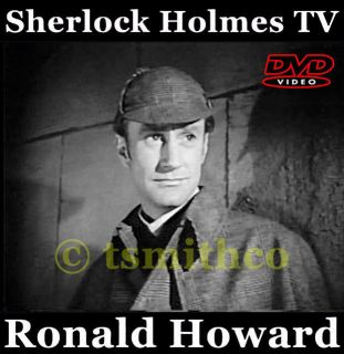 Sherlock Holmes Complete TV Television Series on DVD