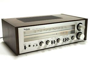 Technics SA 300 Solid State Stereo Receiver Tuner Amplifier Excellent Working