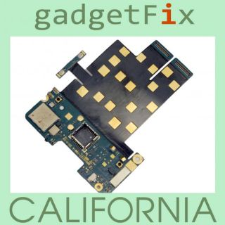 HTC Desire HD Inspire 4G Camera Socket Keypad Membrane PBC Ribbon Flex Cable